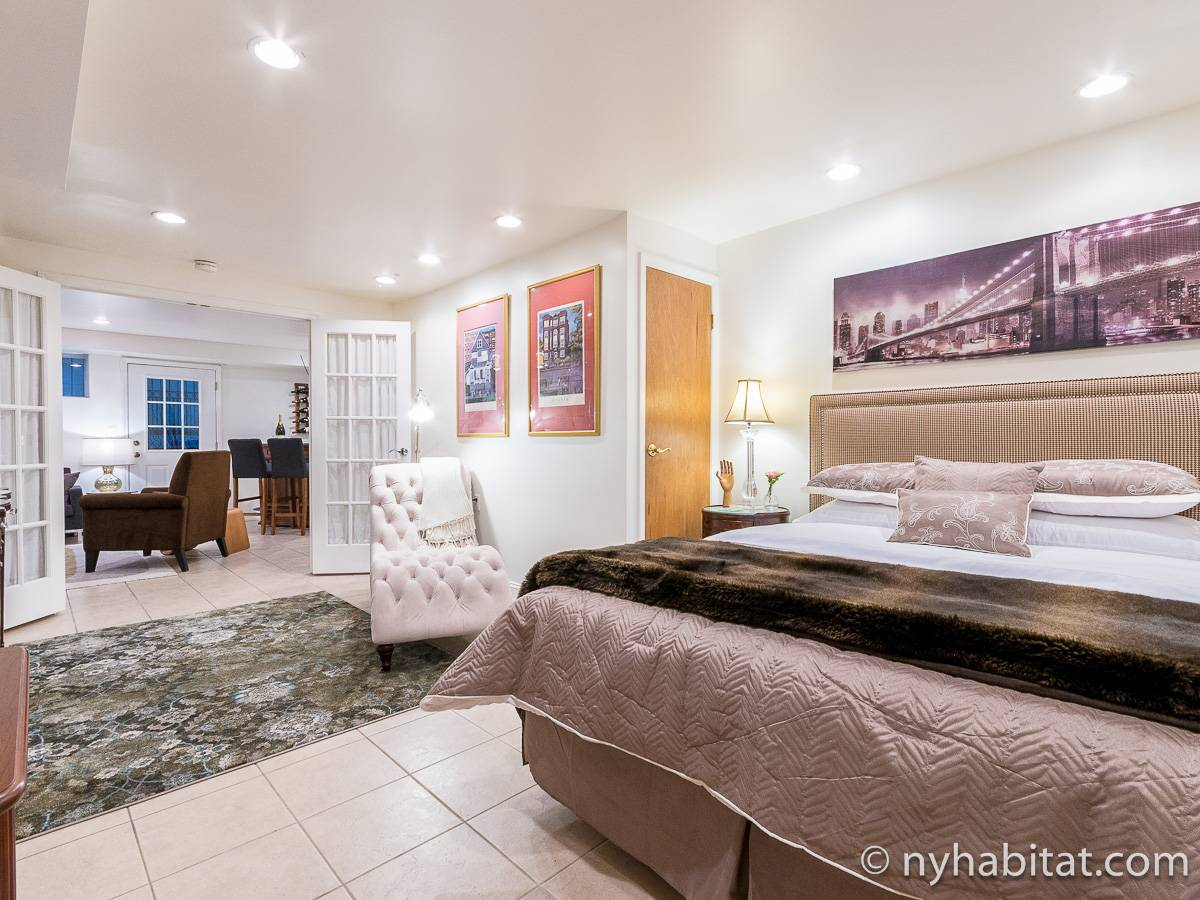 New York 1 Bedroom - Duplex accommodation - living room 3 (NY-17228) photo 1 of 6