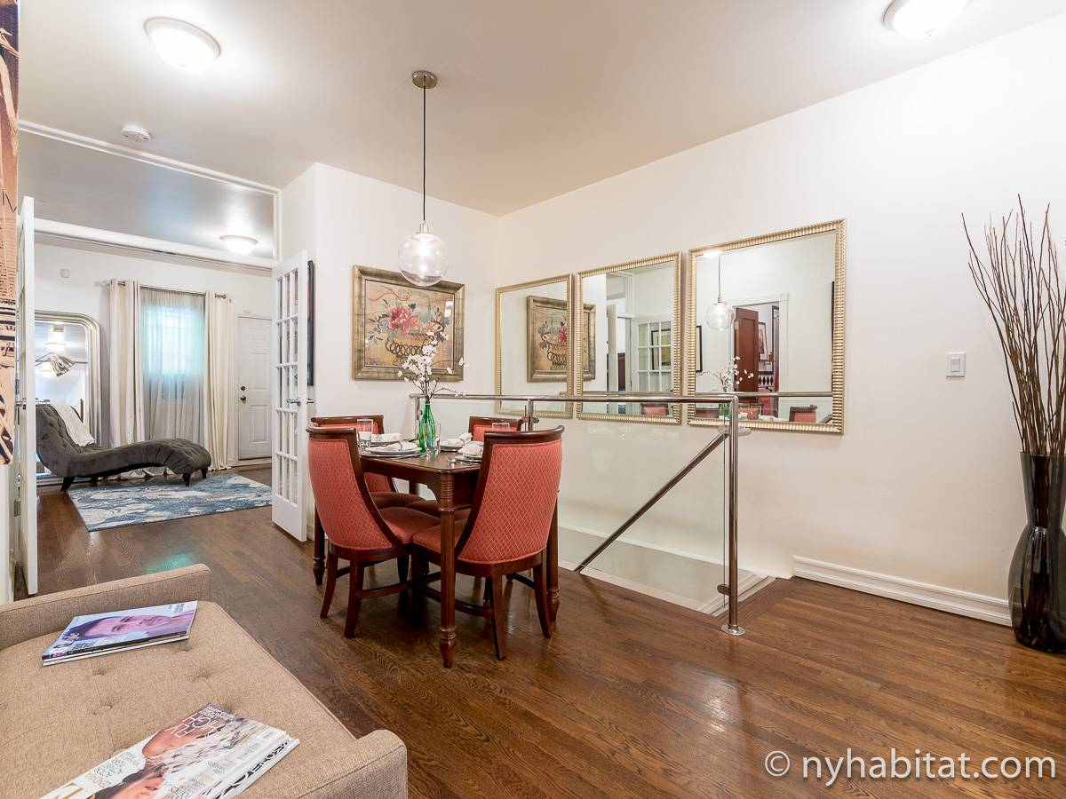 New York 1 Bedroom - Duplex accommodation - living room 1 (NY-17228) photo 8 of 10
