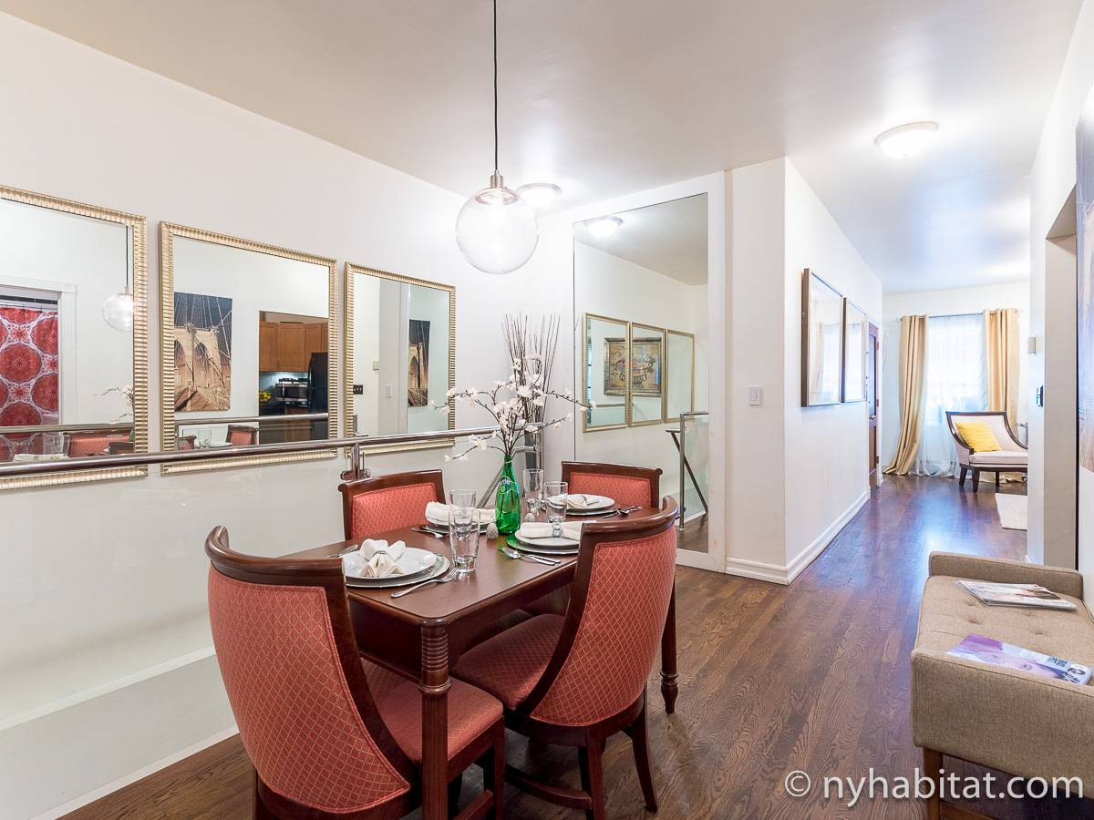 New York 1 Bedroom - Duplex accommodation - living room 1 (NY-17228) photo 7 of 10