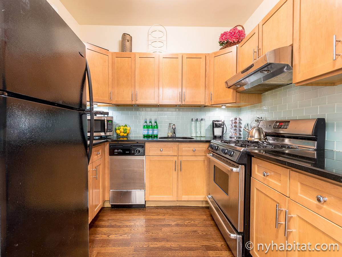 New York 1 Bedroom - Duplex accommodation - kitchen (NY-17228) photo 4 of 4