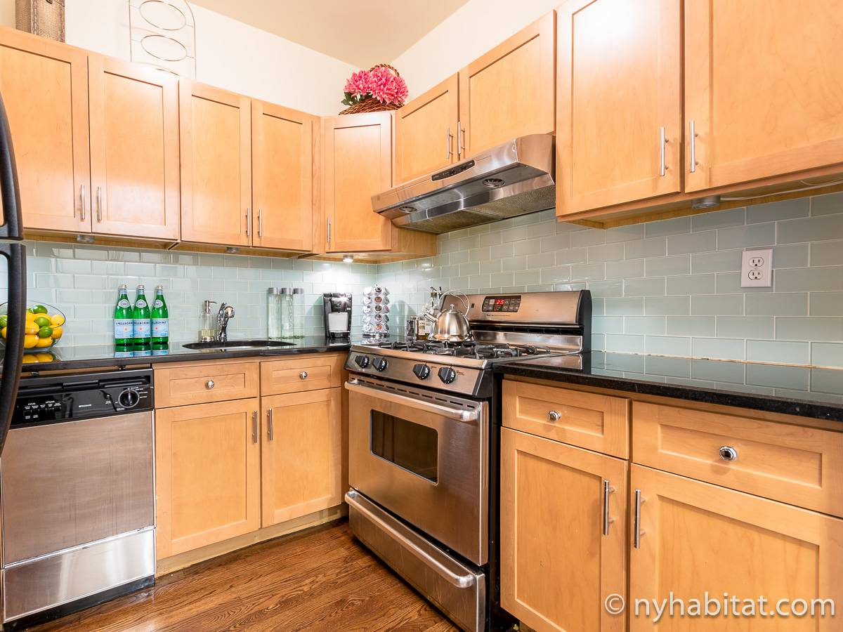 New York 1 Bedroom - Duplex accommodation - kitchen (NY-17228) photo 1 of 4