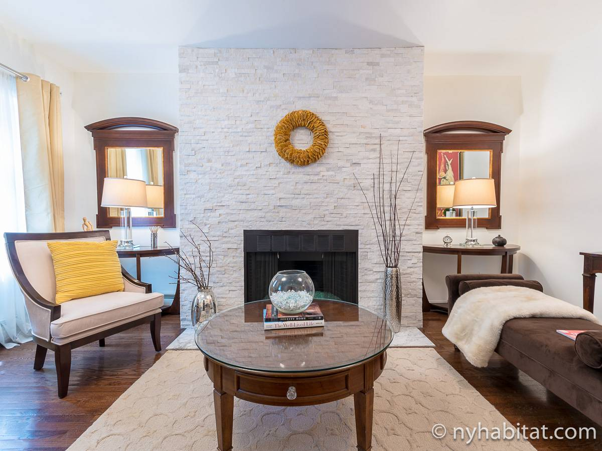 New York 1 Bedroom - Duplex accommodation - living room 1 (NY-17228) photo 4 of 10