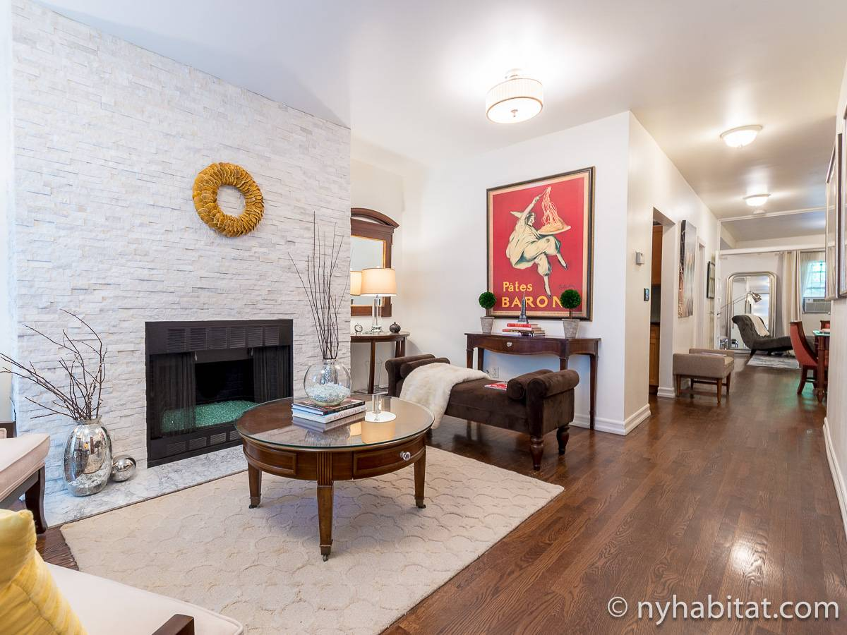 New York 1 Bedroom - Duplex accommodation - living room 1 (NY-17228) photo 5 of 10