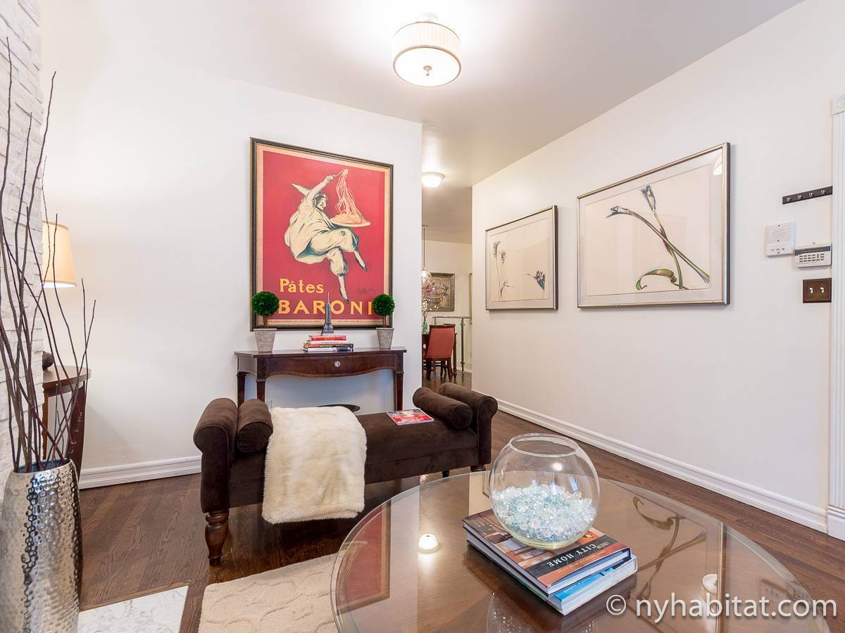 New York 1 Bedroom - Duplex accommodation - living room 1 (NY-17228) photo 6 of 10