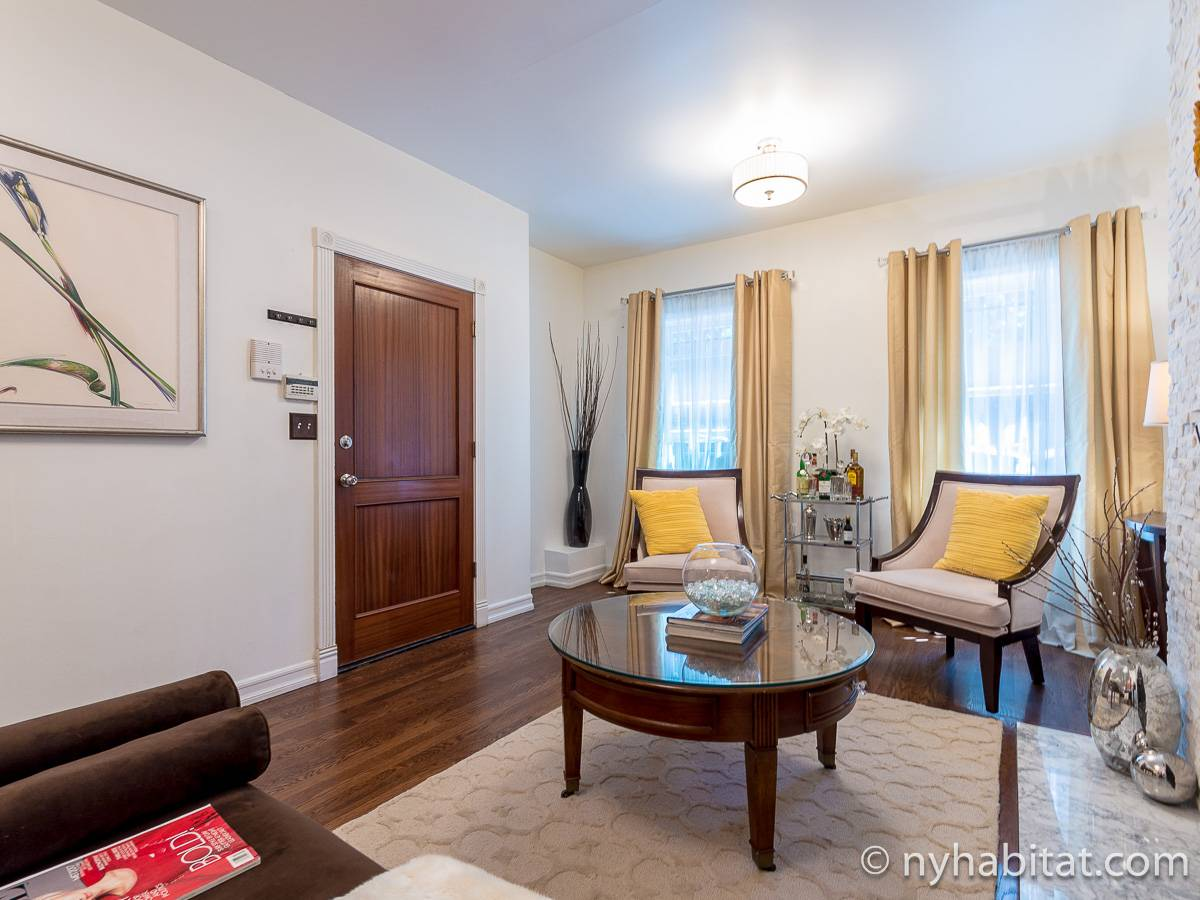 New York 1 Bedroom - Duplex accommodation - living room 1 (NY-17228) photo 2 of 10