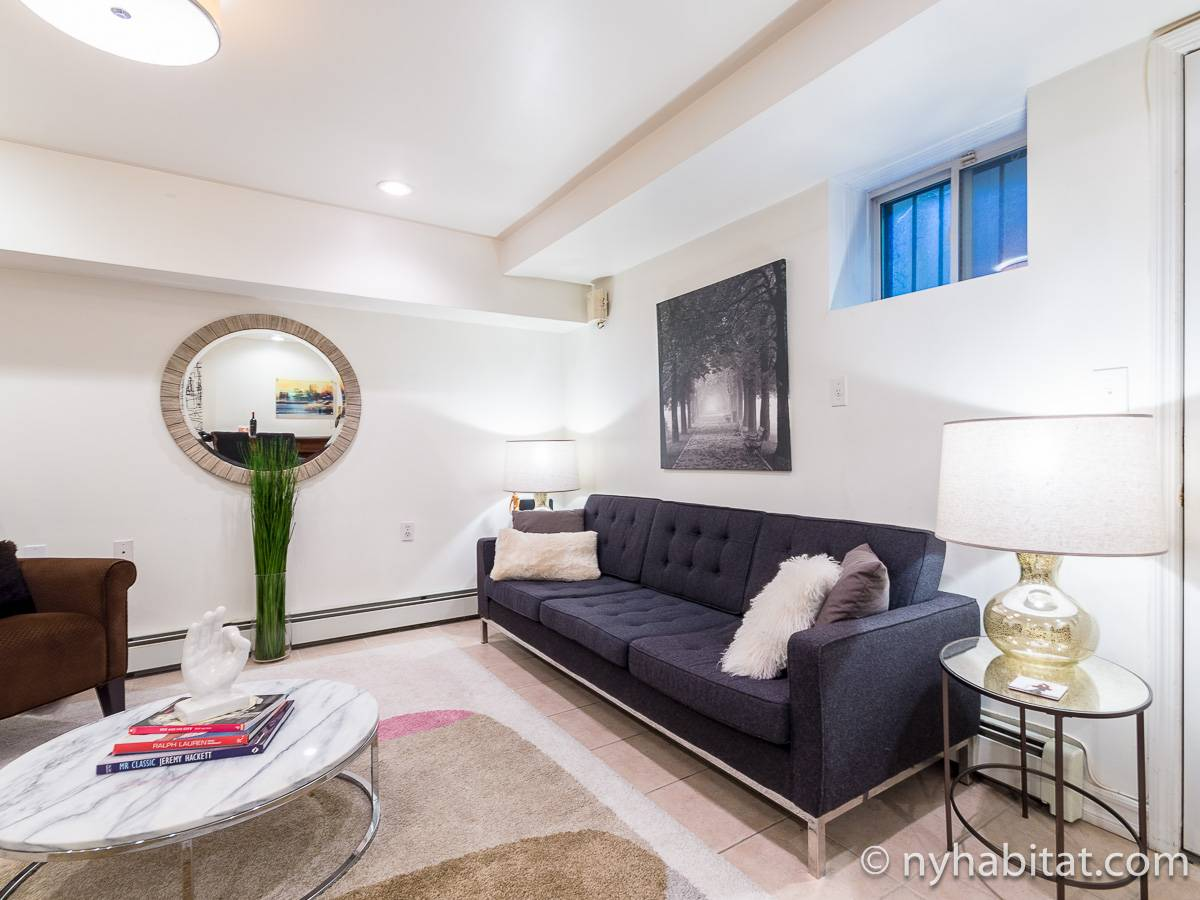 New York 1 Bedroom - Duplex accommodation - living room 2 (NY-17228) photo 3 of 6
