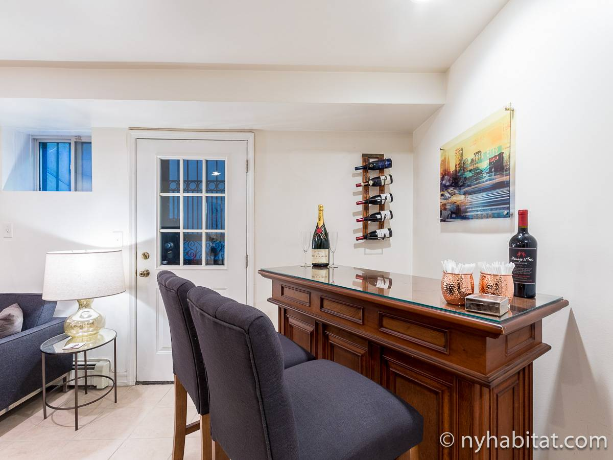 New York 1 Bedroom - Duplex accommodation - living room 2 (NY-17228) photo 6 of 6
