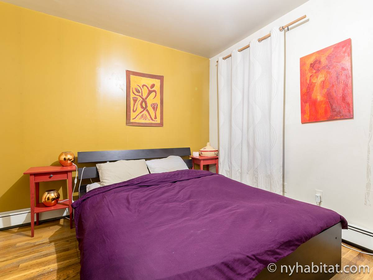 New York - 2 Bedroom roommate share apartment - Apartment reference NY-17232