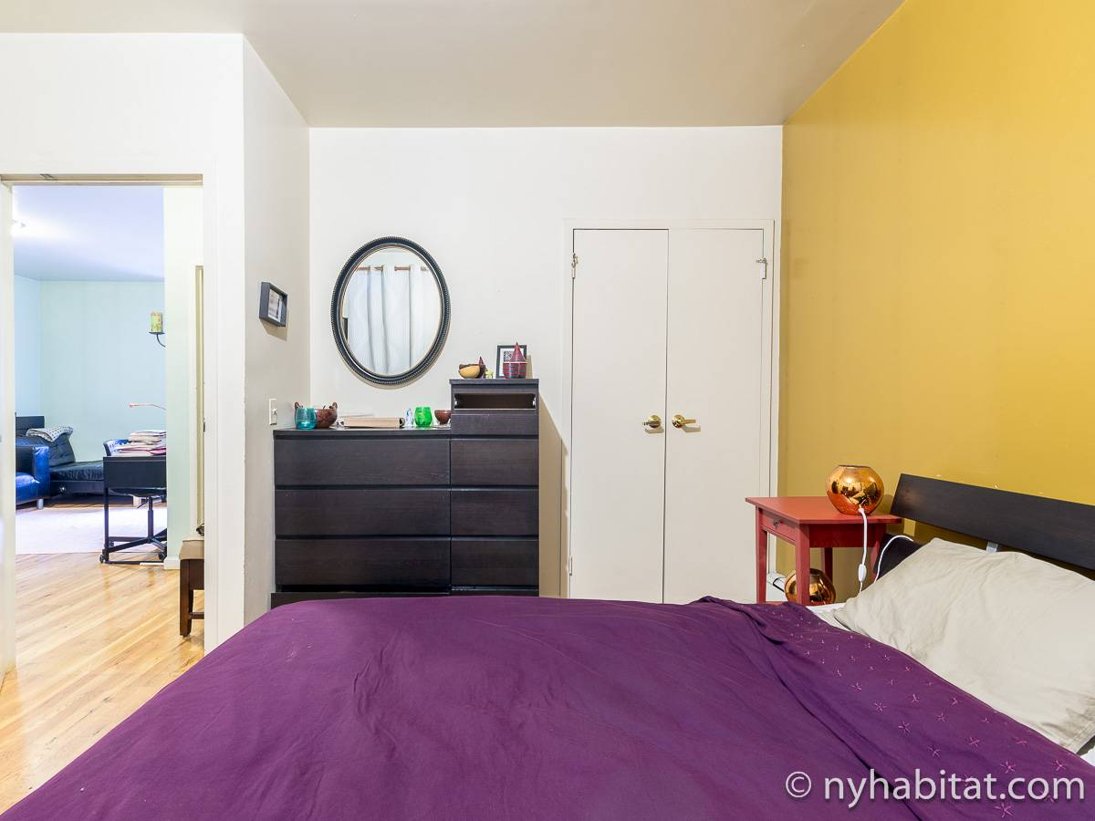 New York T3 appartement colocation - chambre (NY-17232) photo 3 sur 4