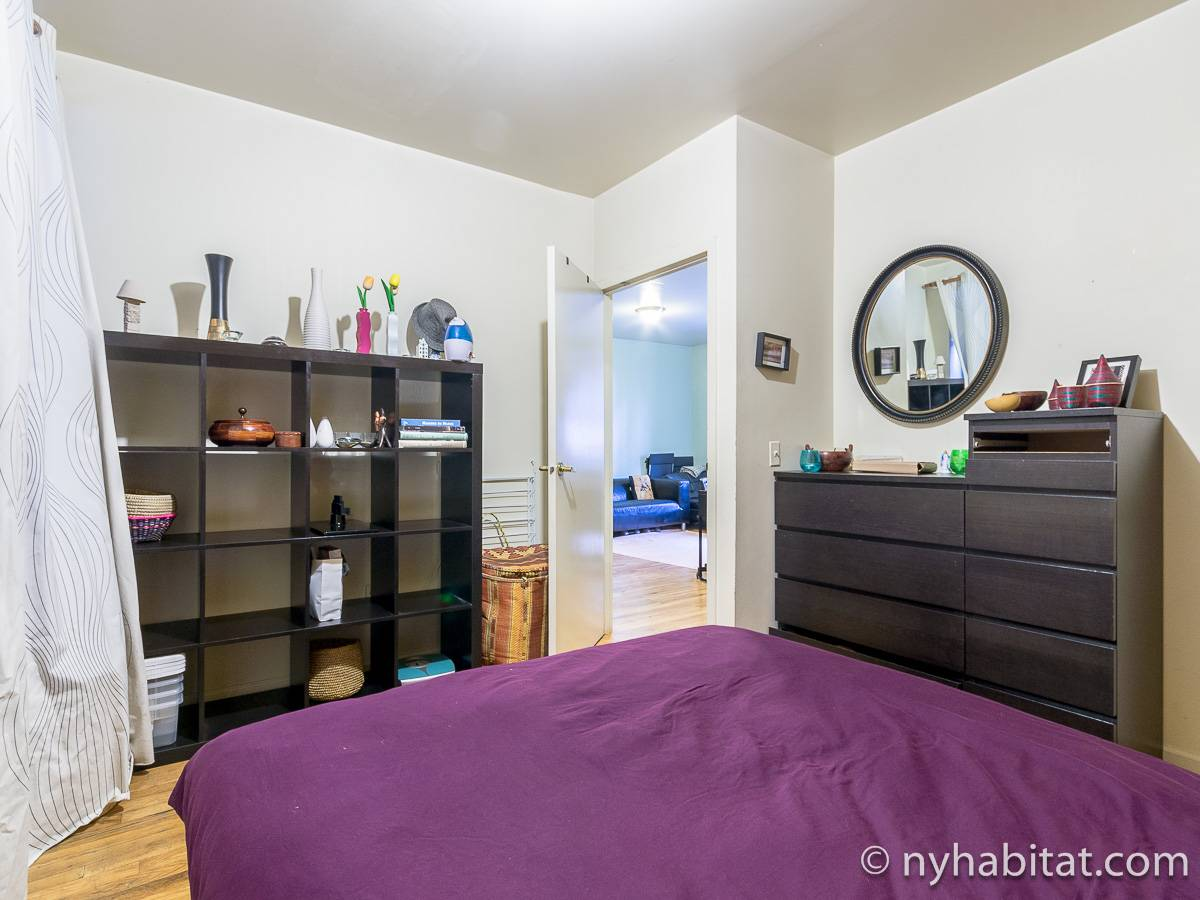 New York T3 appartement colocation - chambre (NY-17232) photo 4 sur 4