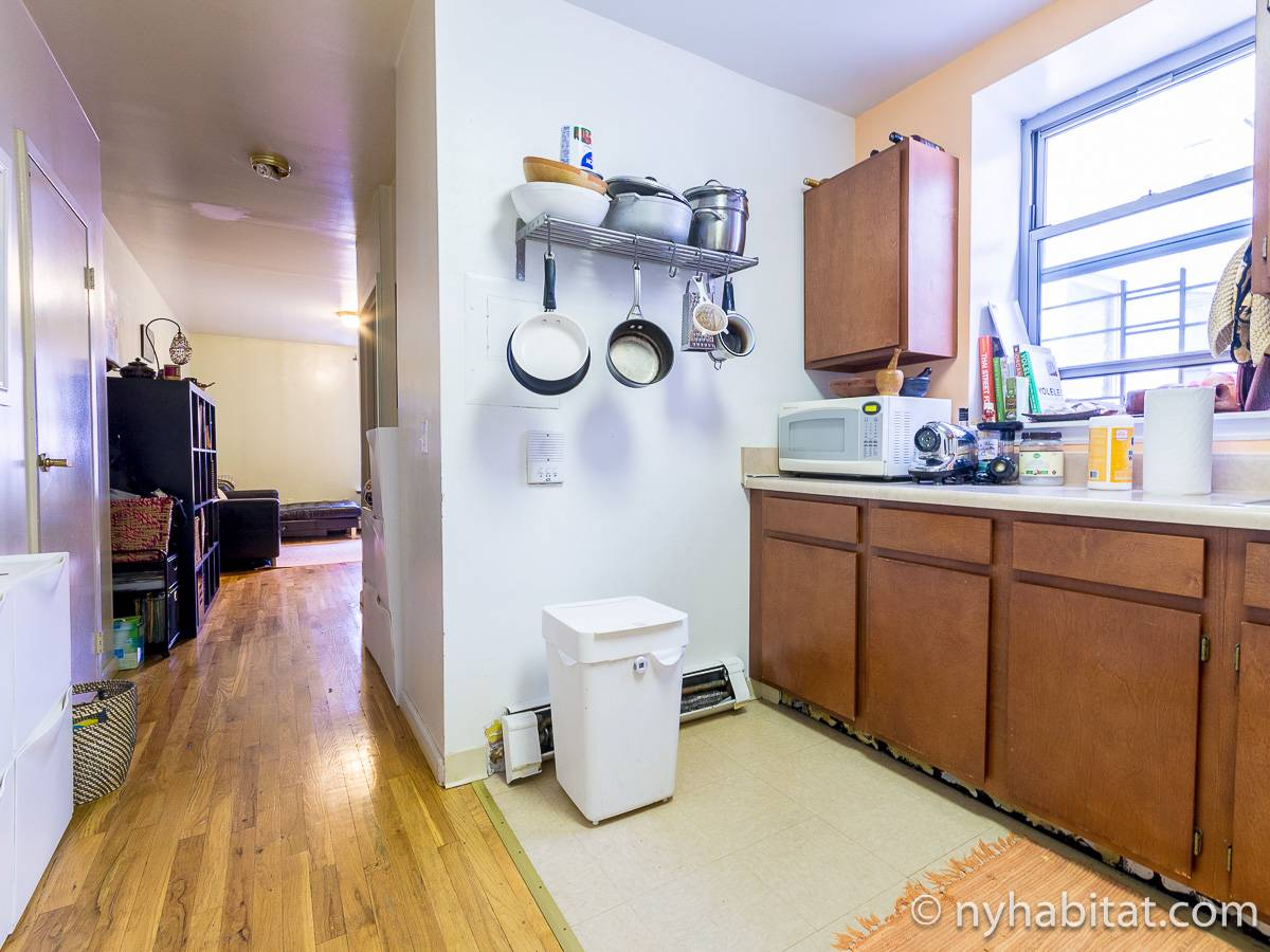 New York T3 appartement colocation - cuisine (NY-17232) photo 4 sur 4