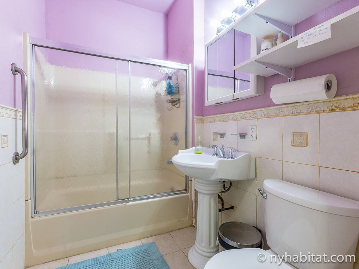 New York 4 Bedroom accommodation - bathroom 1 (NY-17236) photo 1 of 4