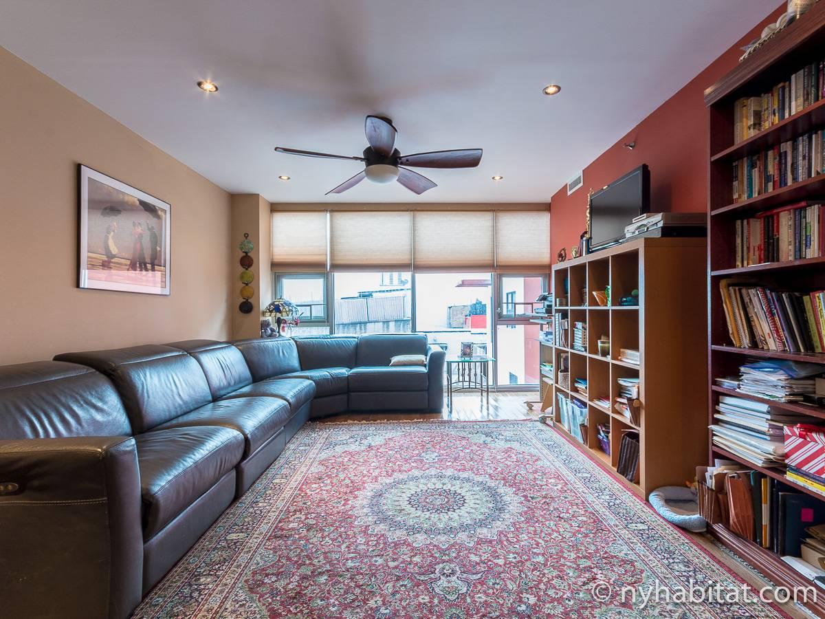 Stanza in affitto a new york 2 camere da letto clinton for Stanze in affitto new york