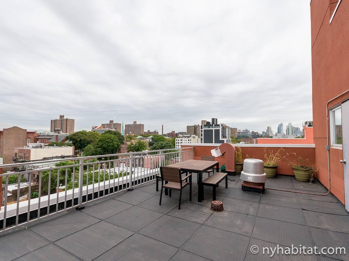 Stanza in affitto a new york 2 camere da letto clinton for Affitto appartamento new york