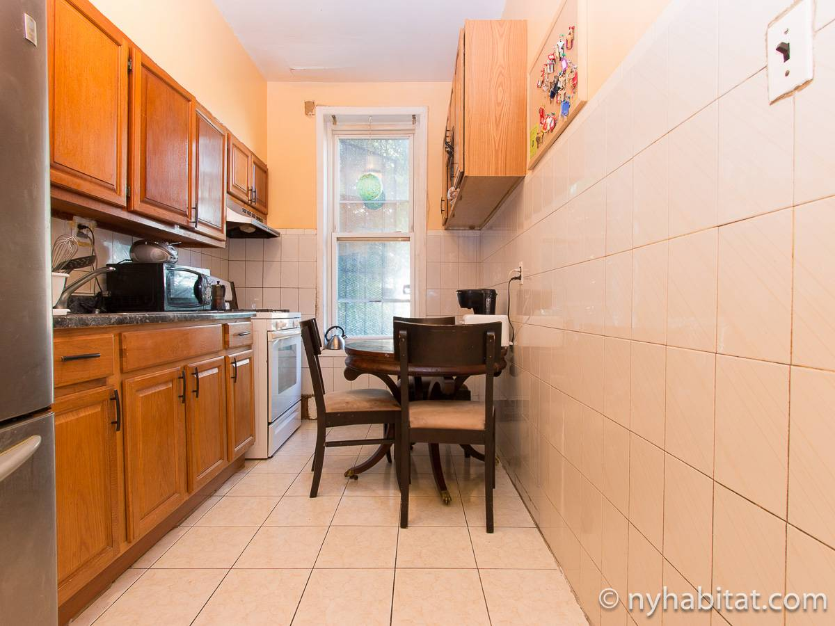 New York 2 Bedroom roommate share apartment - kitchen (NY-17267) photo 2 of 2