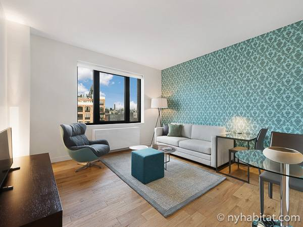 New York - 1 Bedroom apartment - Apartment reference NY-17271