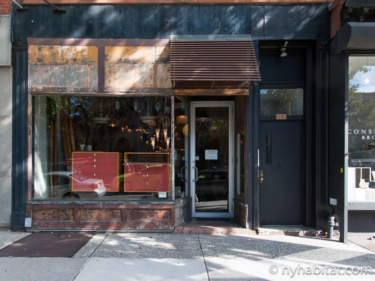 wohnungsvermietung in new york 3 zimmer boerum hill ny 17276. Black Bedroom Furniture Sets. Home Design Ideas