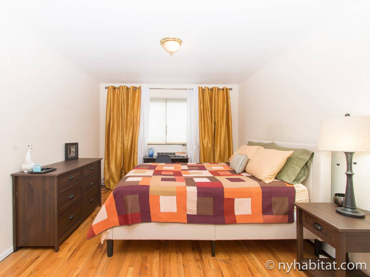 New York 2 Bedroom roommate share apartment - bedroom (NY-17277) photo 2 of 4