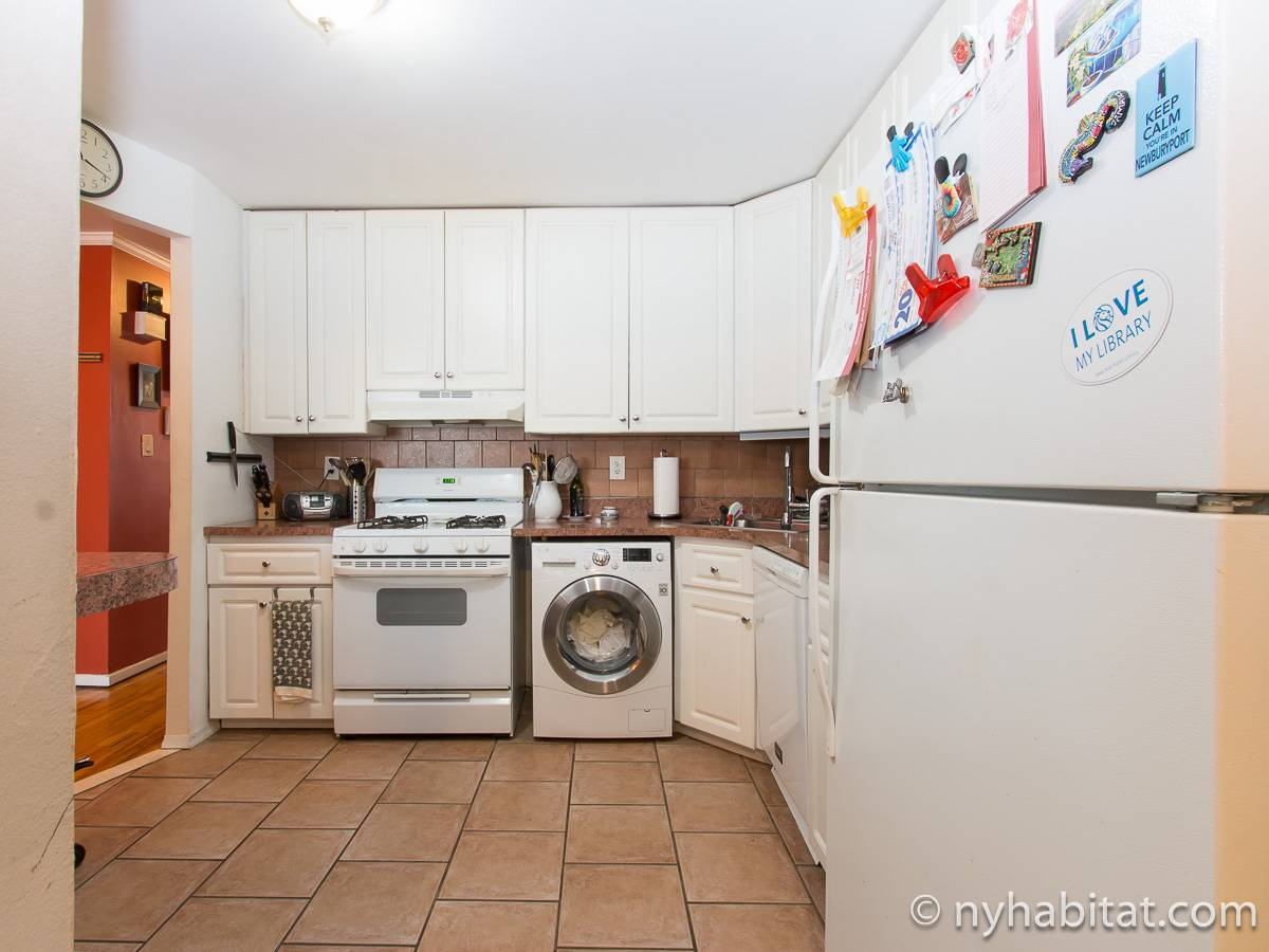 New York 2 Bedroom roommate share apartment - kitchen (NY-17277) photo 1 of 3