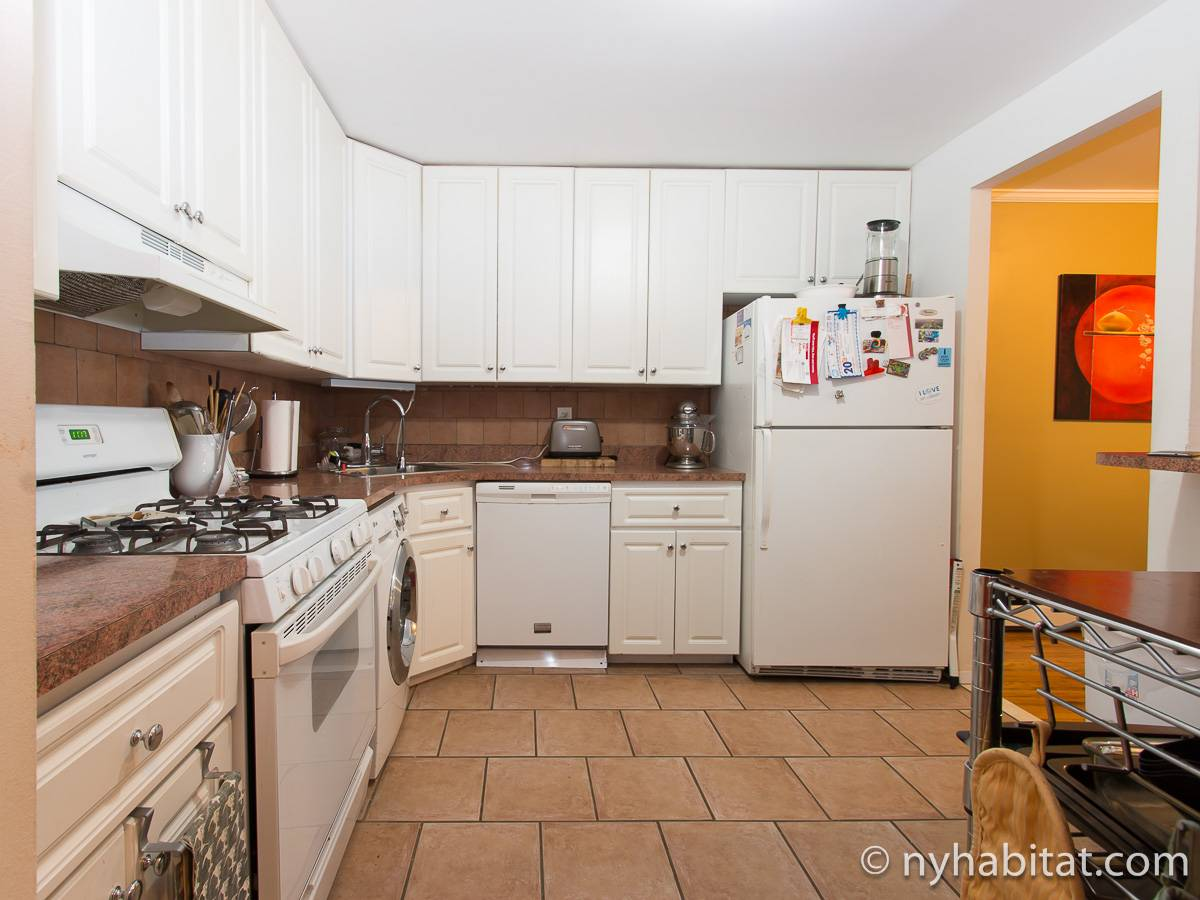 New York 2 Bedroom roommate share apartment - kitchen (NY-17277) photo 3 of 3