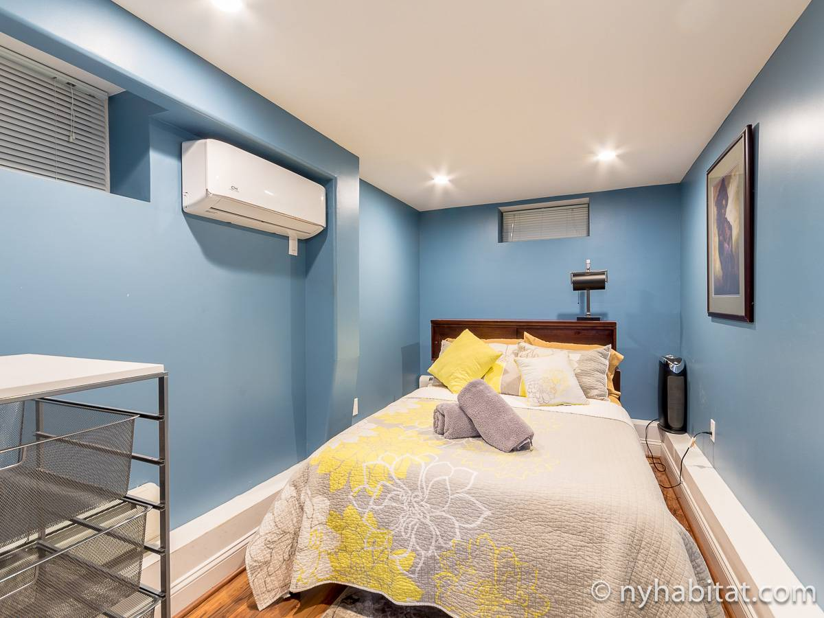 New York T2 appartement location vacances - chambre (NY-17280) photo 1 sur 5