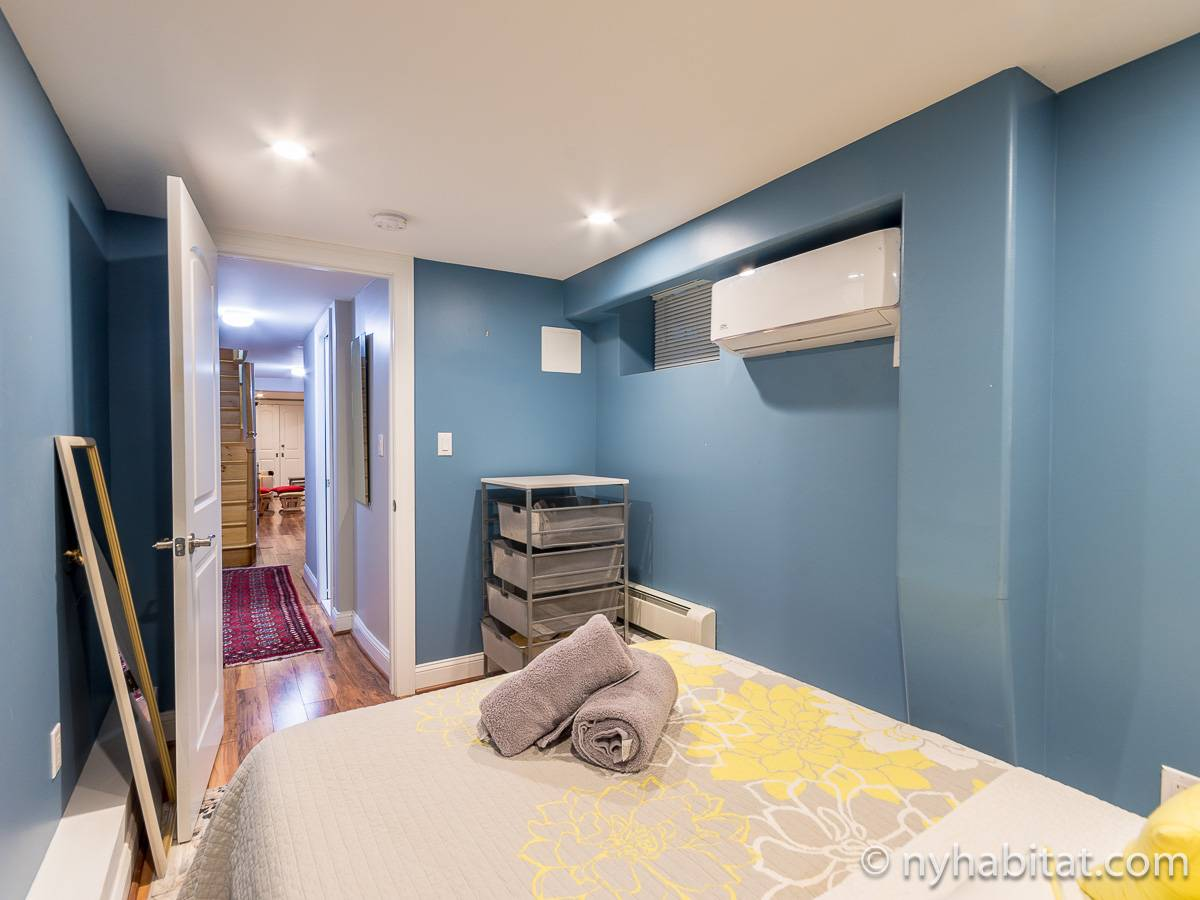 New York T2 appartement location vacances - chambre (NY-17280) photo 4 sur 5