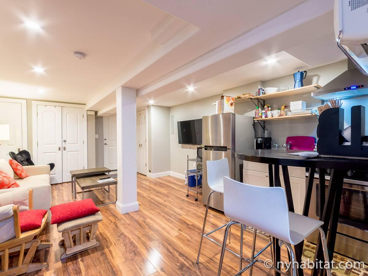 wohnungsvermietung in new york 2 zimmer crown heights ny 17280. Black Bedroom Furniture Sets. Home Design Ideas