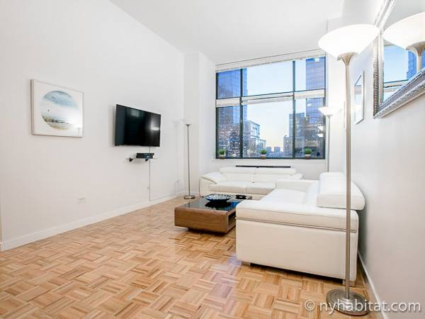 New York 2 Bedroom apartment - living room (NY-17287) photo 1 of 4