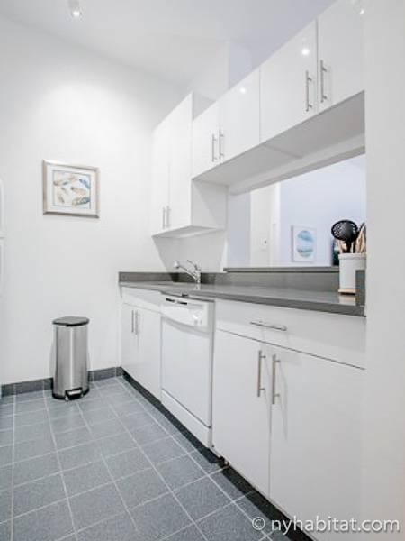 New York 2 Bedroom apartment - kitchen (NY-17287) photo 2 of 3
