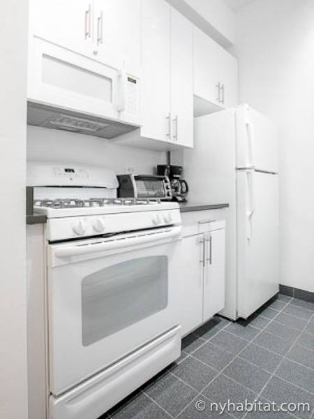 New York 2 Bedroom apartment - kitchen (NY-17287) photo 3 of 3