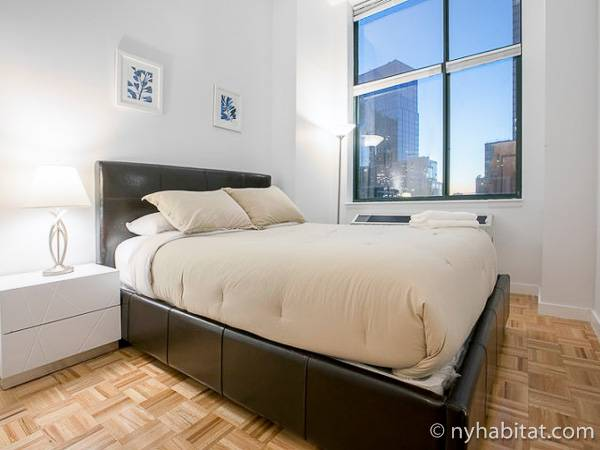 New York 2 Bedroom apartment - bedroom 2 (NY-17287) photo 1 of 1