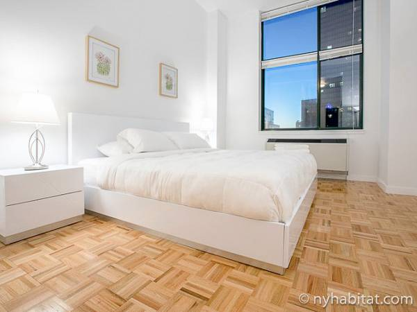 New York 2 Bedroom apartment - bedroom 1 (NY-17287) photo 1 of 2
