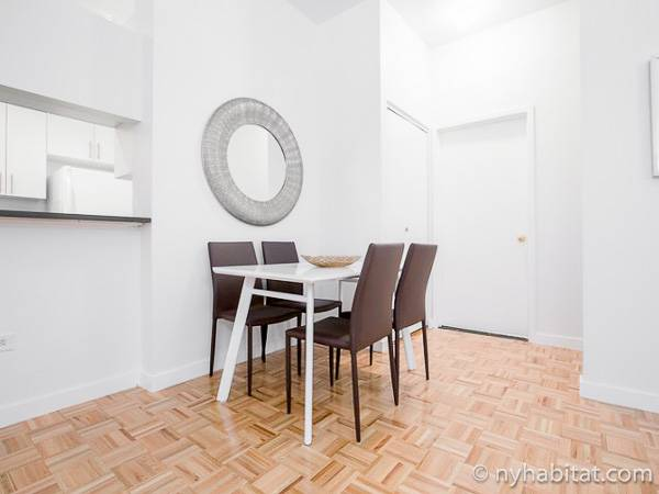 New York 2 Bedroom apartment - living room (NY-17287) photo 4 of 4