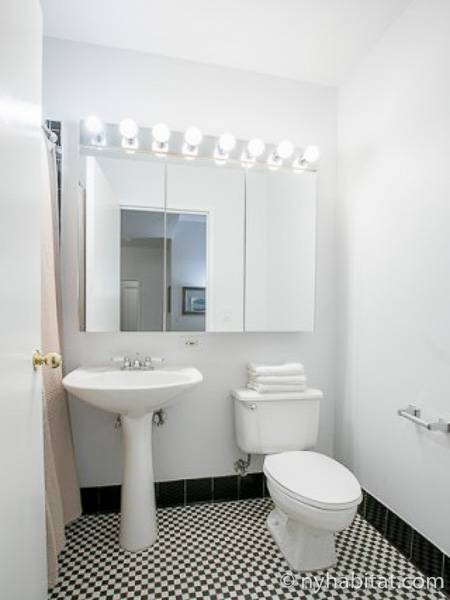New York 2 Bedroom apartment - bathroom 2 (NY-17287) photo 1 of 1