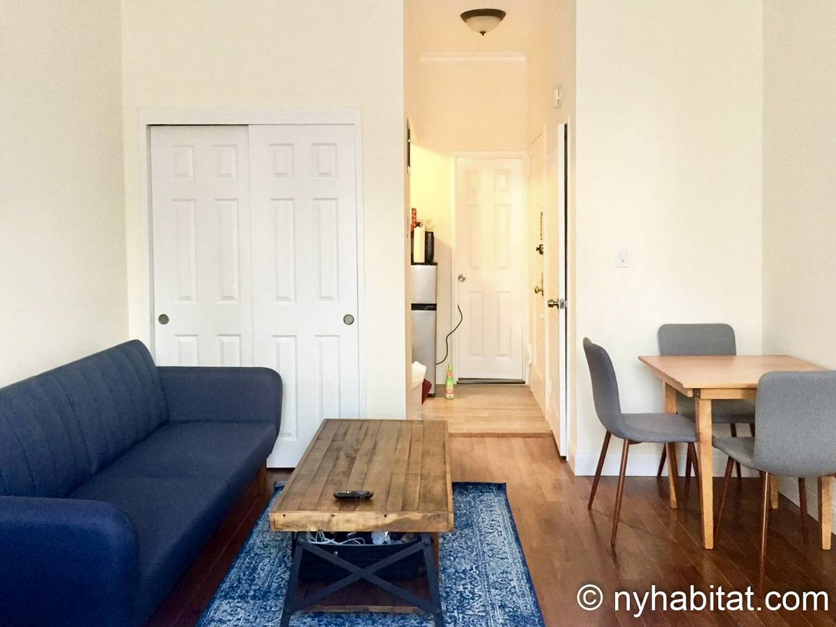New York Studio apartment - living room (NY-17288) photo 3 of 4