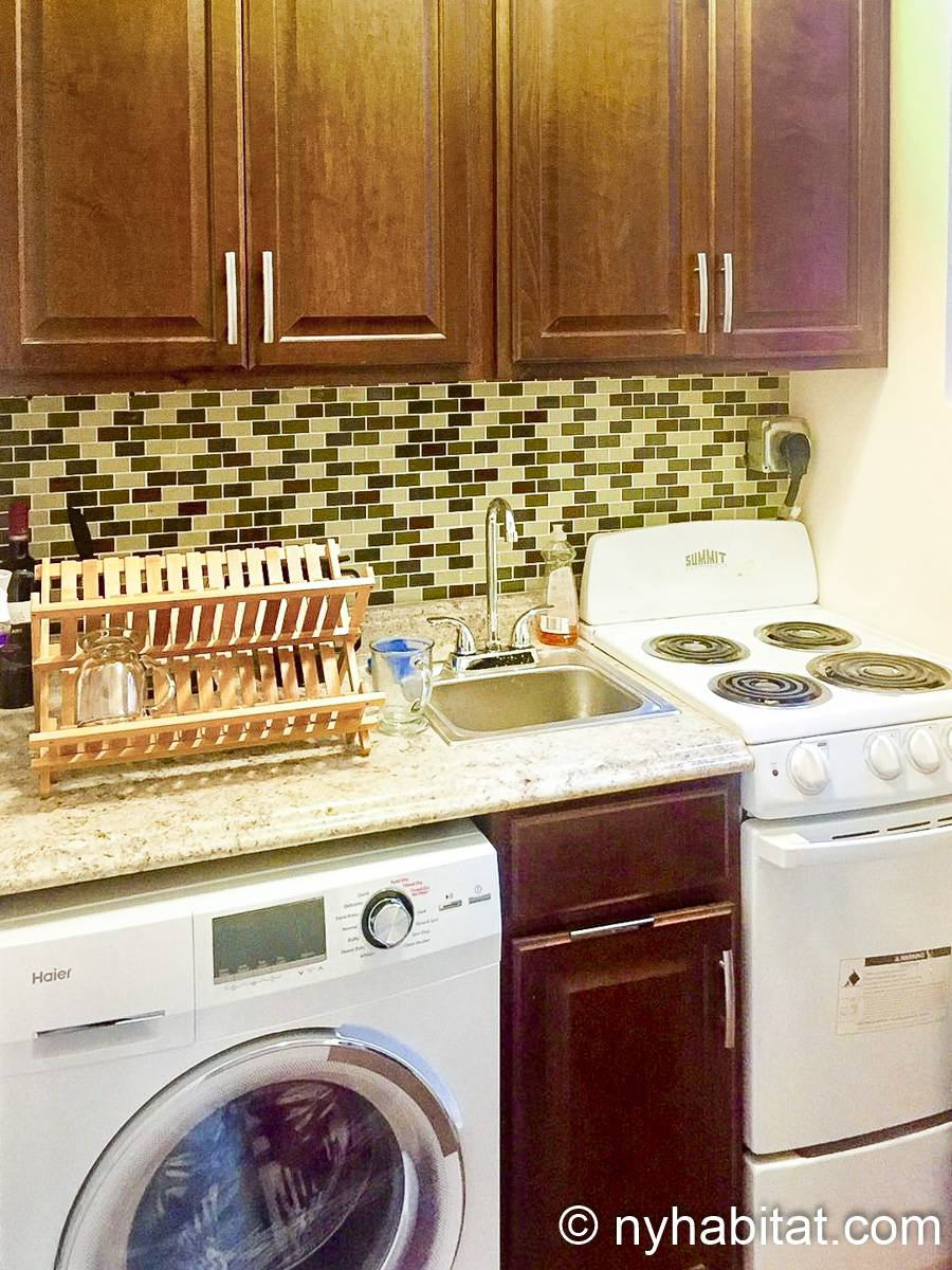 New York Studio apartment - kitchen (NY-17288) photo 1 of 1