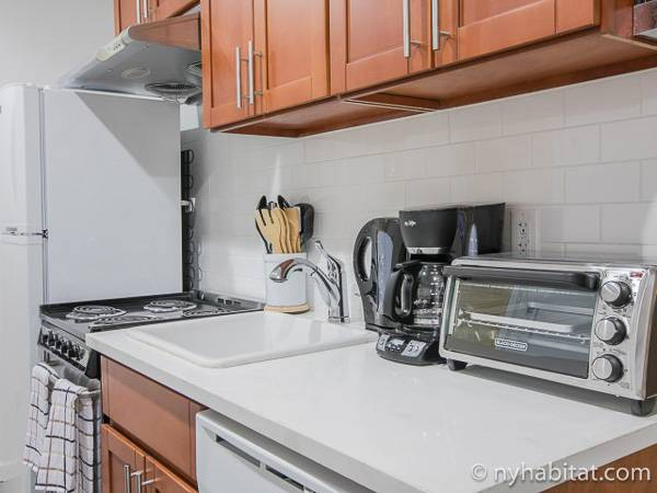 New York T5 appartement colocation - cuisine (NY-17289) photo 4 sur 6