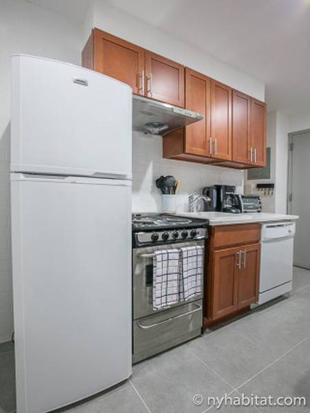 New York T5 appartement colocation - cuisine (NY-17289) photo 2 sur 6