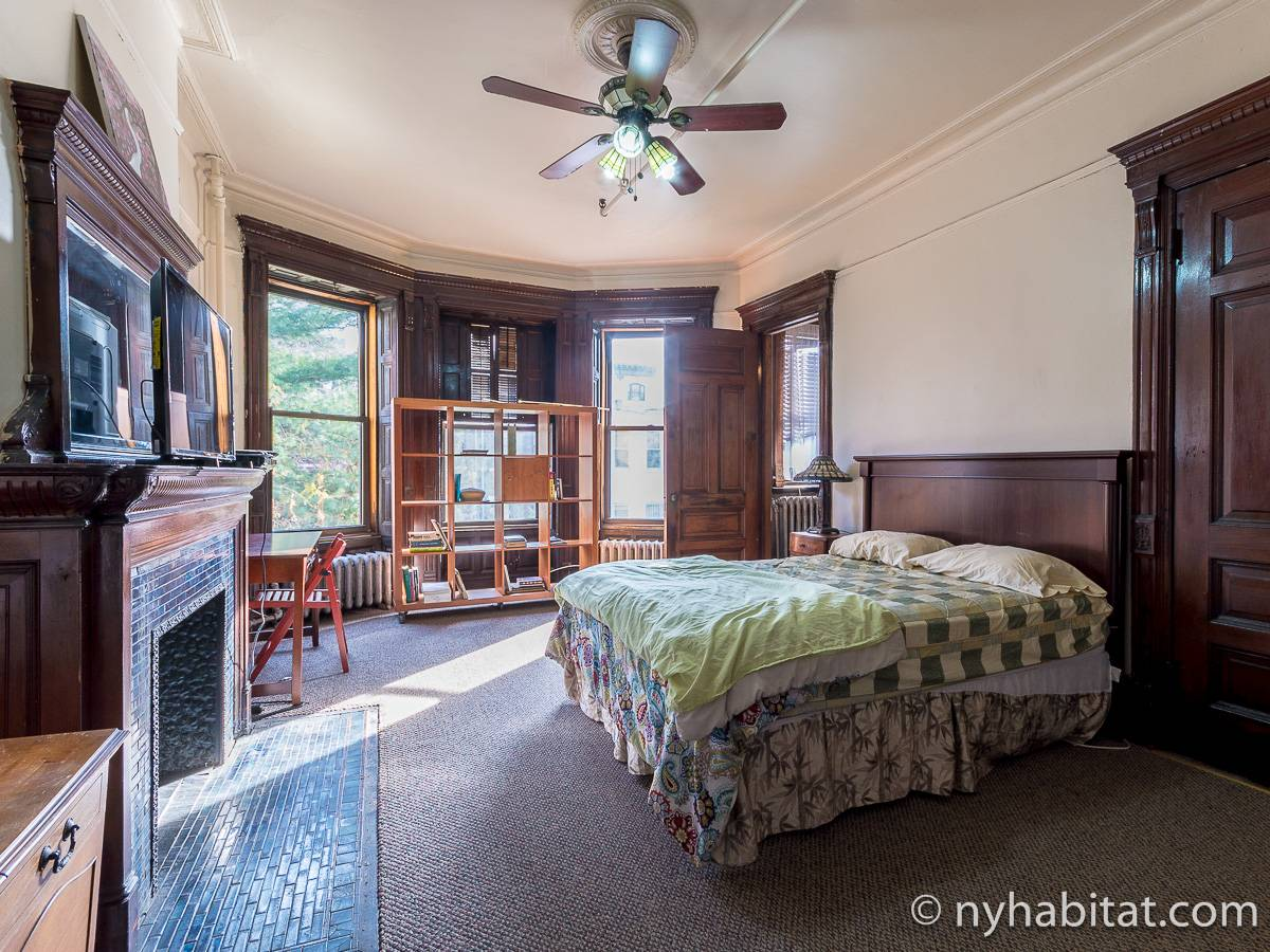 New York - 7 Bedroom roommate share apartment - Apartment reference NY-17316