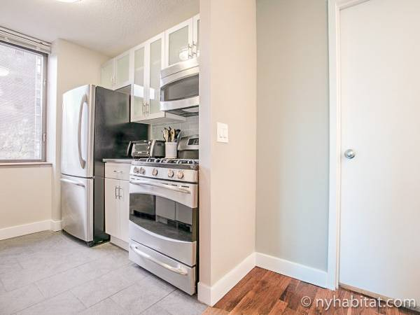 New York Studio apartment - kitchen (NY-17319) photo 1 of 2