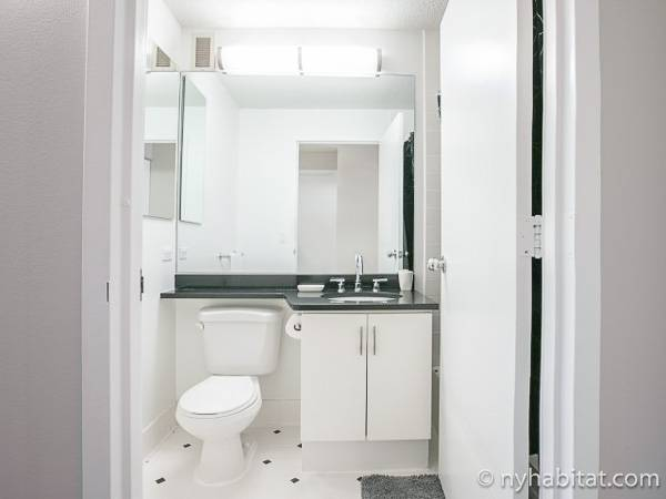 New York Studio apartment - bathroom 2 (NY-17319) photo 1 of 1