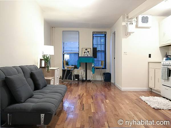 New York - Studio apartment - Apartment reference NY-17322