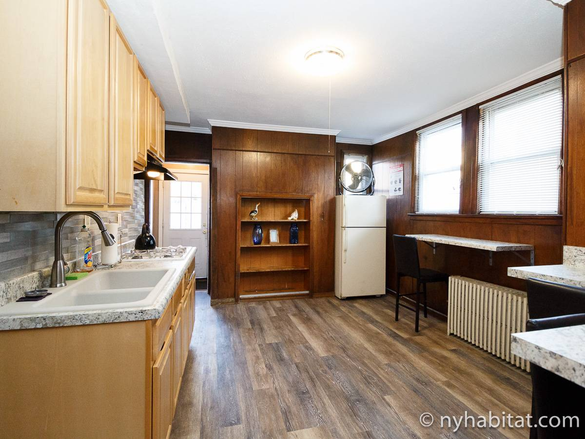 New York 7 Bedroom roommate share apartment - kitchen (NY-17323) photo 1 of 4