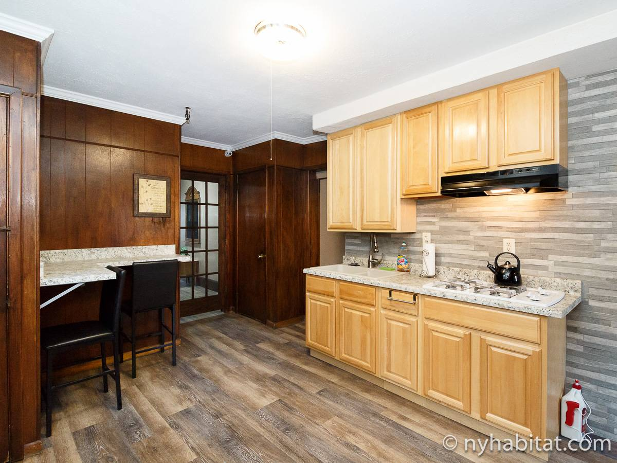 New York 7 Bedroom roommate share apartment - kitchen (NY-17323) photo 3 of 4