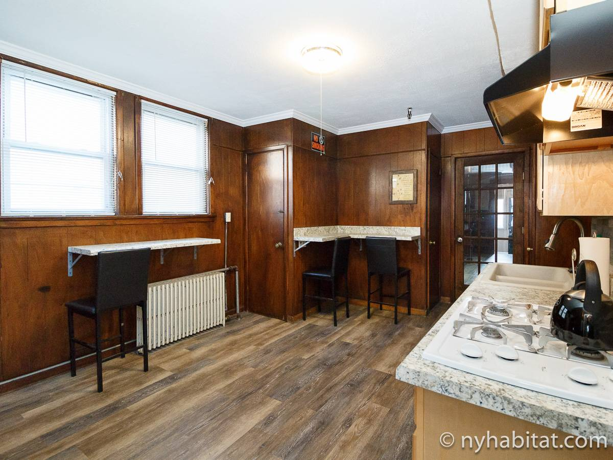 New York 7 Bedroom roommate share apartment - kitchen (NY-17323) photo 4 of 4