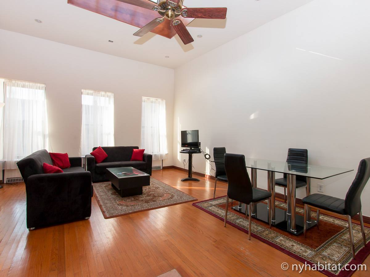 New York - 1 Bedroom apartment - Apartment reference NY-17333
