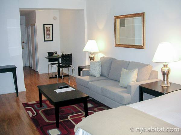 New York - Studio apartment - Apartment reference NY-17341