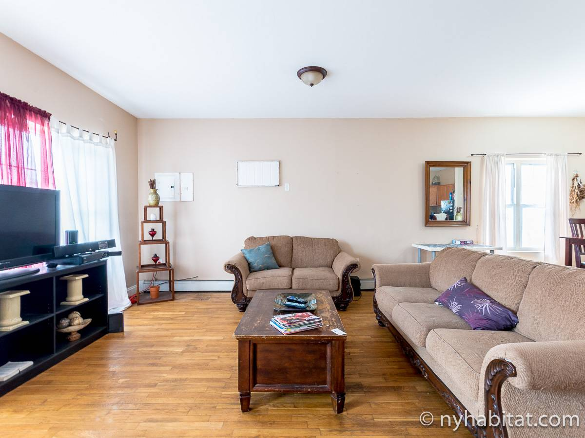 New York Roommate Room For Rent In Queens 2 Bedroom Apartment Ny 17353