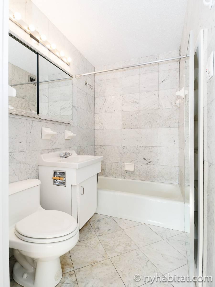 Wohnungsvermietung in new york 2 zimmer midtown east for Badezimmer 5000 euro