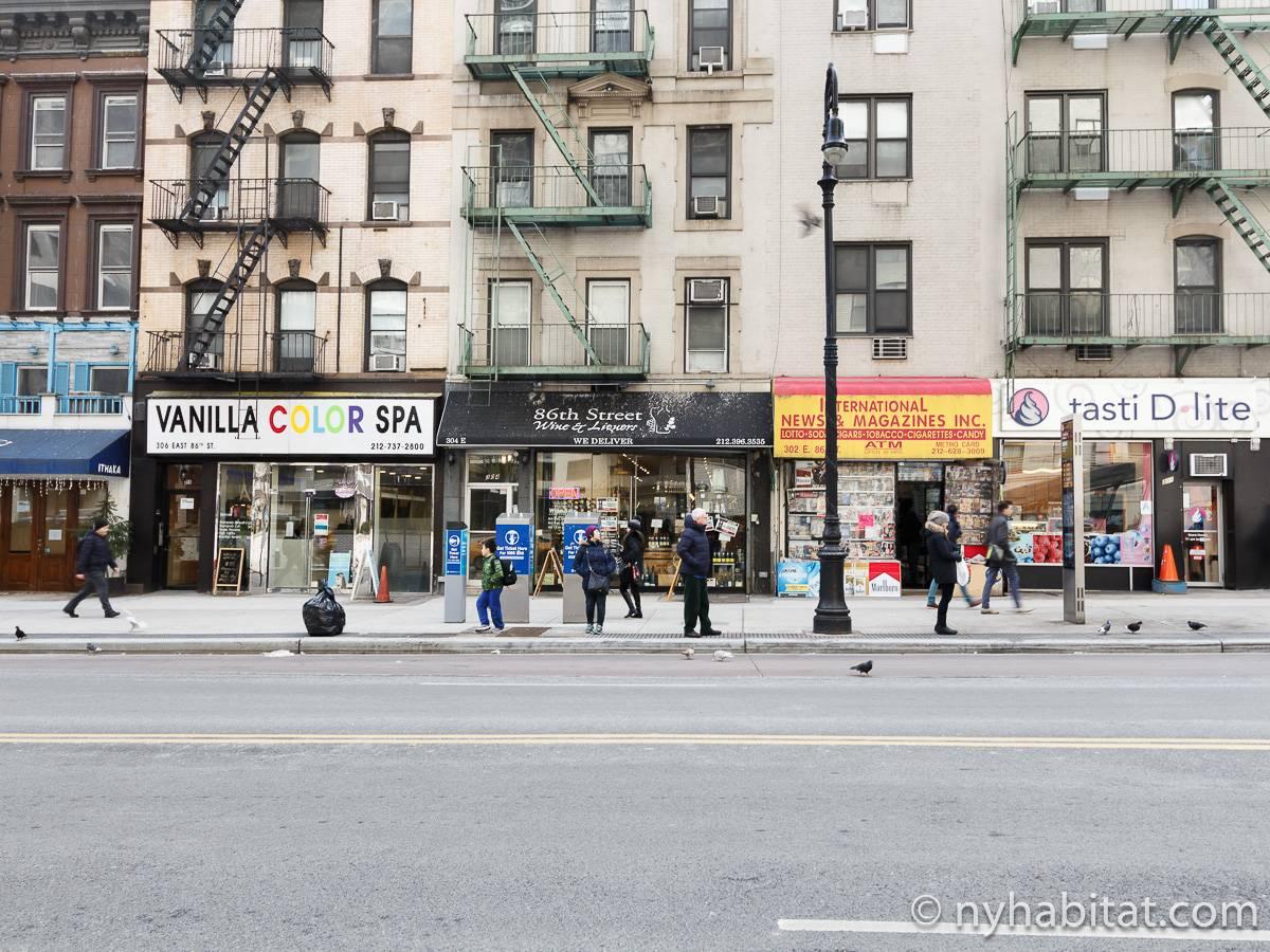 Wohnungsvermietung in new york 2 zimmer upper east side ny 17360 - New york wohnungen ...